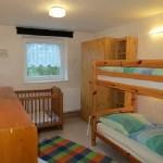 Kindzimmer mit Etagenbett